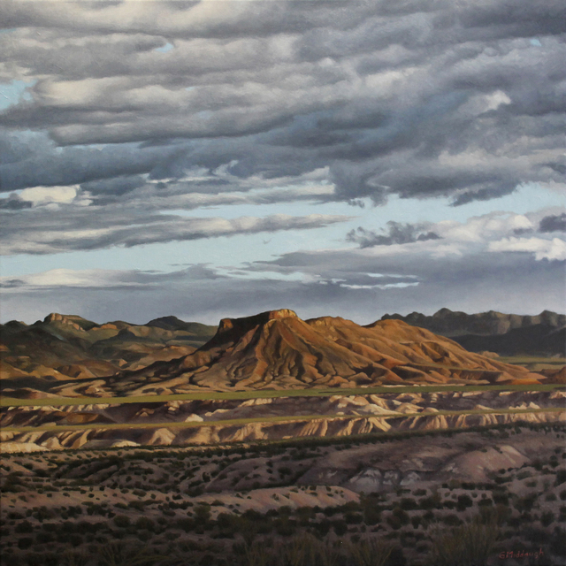 , 'Tule Mountain,' , Davis Gallery & Framing