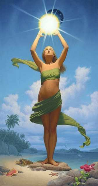 Phillip Singer, 'Summer', 2021, Painting, Oil on canvas, Haven Gallery