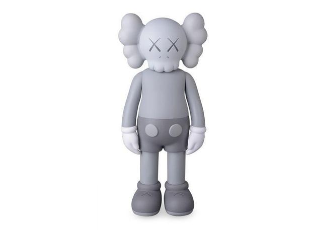 KAWS, 'Companion (Grey)', 2016, Sculpture, Vinyl figure, ARTETRAMA