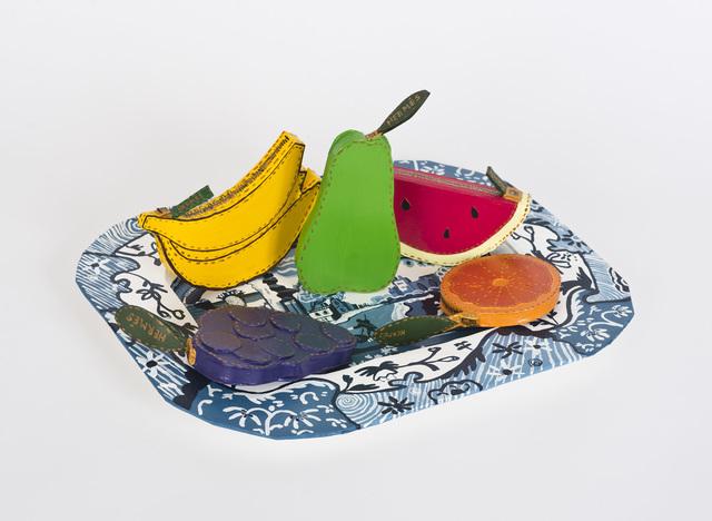 , 'Hermes Fruit Platter,' 2015, Joshua Liner Gallery