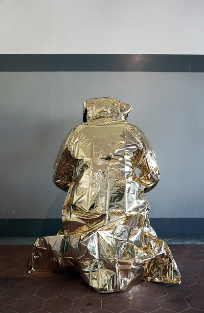 , 'Invisibility Cloak,' 2015, Rizzutogallery