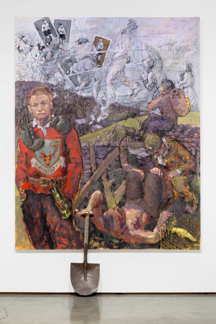 , 'Local Hero (Bunny Eddington),' 2016, Flowers