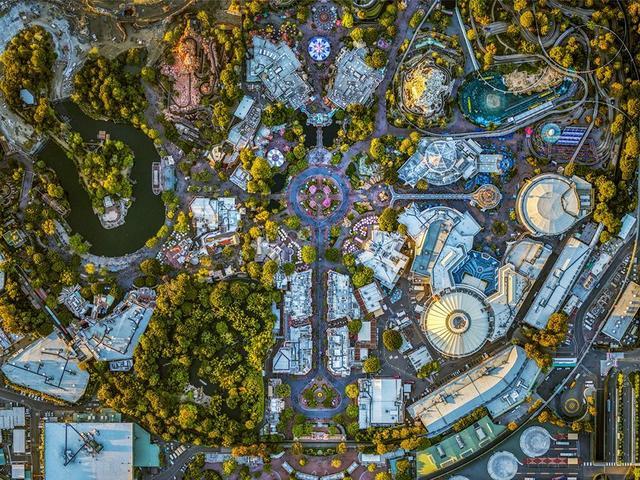 , 'Disneyland 01,' 2017, Bau-Xi Gallery