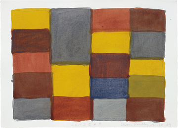 Sean Scully, 'Landbar (12.12.09),' 2009, Phillips: 20th Century and Contemporary Art Day Sale (November 2016)