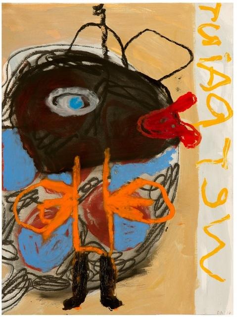 , '55,' 2016, Denise Bibro Fine Art
