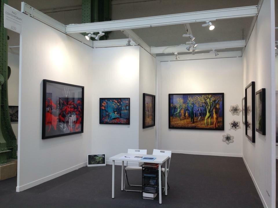 Sandy Skoglund's Solo Show at Paris Photo 2015