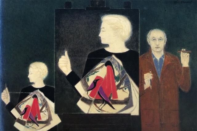, 'The Cigar,' 1988-1989, Alexandre Gallery