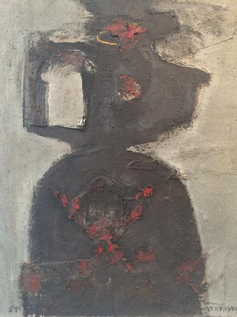 , 'Fuga de la imagen,' 1959, Galería de las Misiones