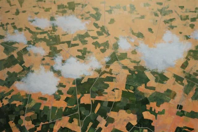 , 'Tessellated Landscape ,' 2019, STUDIO Gallery