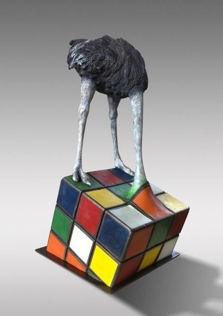 , 'STRUZZO RUBIK,' , Galerie Vivendi