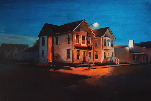 """, '""""Lincoln corner"""",' 2018, PDP Gallery"""