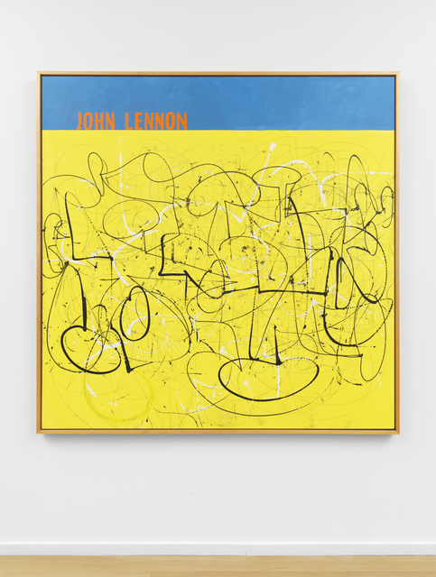 , 'John Lennon,' 2001, Simon Lee Gallery