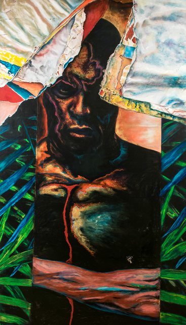 , 'Bacchus & Serguis,' 2017, Dab Art