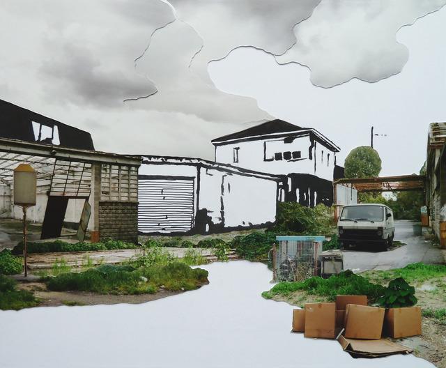 , 'La scoperta di un luogo,' 2014, Galería Oliva Arauna