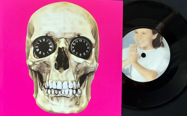 Damien Hirst, 'Damien Hirst Skull Record album art', ca. 2006, Lot 180