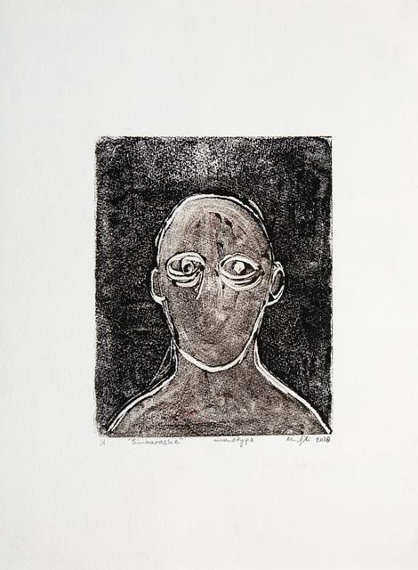 , 'Simbarashe,' 2018, Barnard