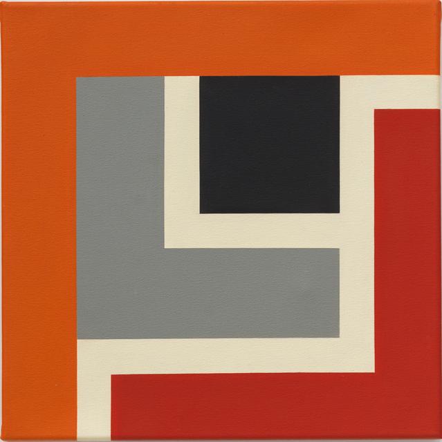 , 'UTAH XI,' 2014, Hales Gallery