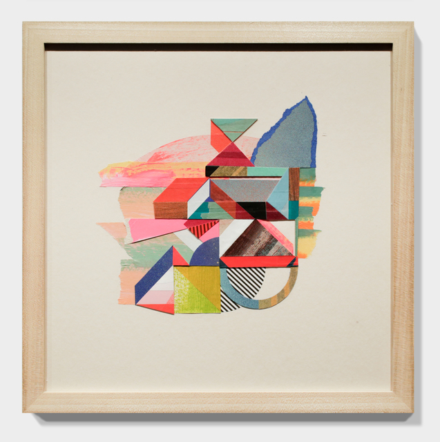 , 'Parts and Pieces 4,' 2015, Paradigm Gallery + Studio