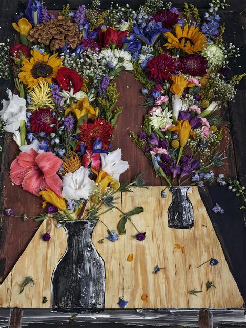 , 'Flowers for Lisa #29,' 2016, Edwynn Houk Gallery
