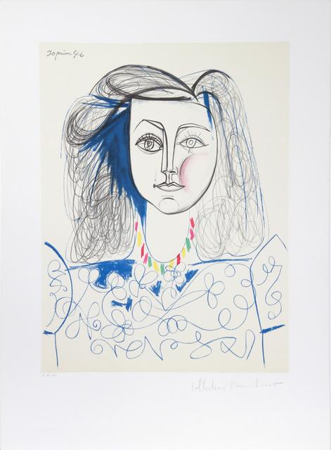Pablo Picasso, 'Portrait de Femme, 1946', 1979-1982, RoGallery