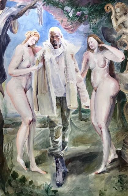 Charlie Roberts, 'Yeezy', 2017, Neumann Wolfson Art
