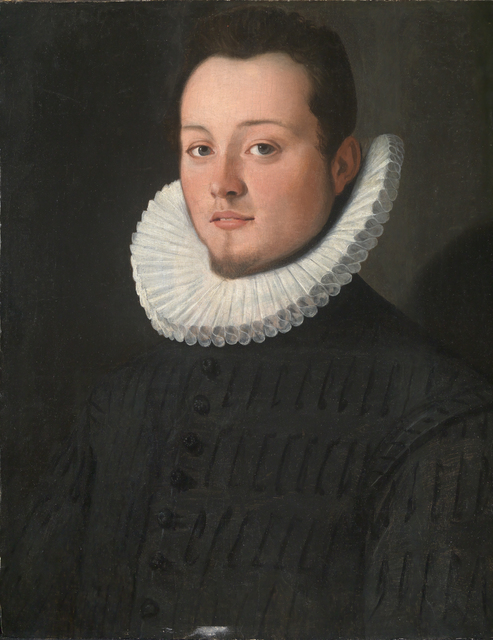 , 'Portrait of a Young Man,' 1580-1590, Brun Fine Art