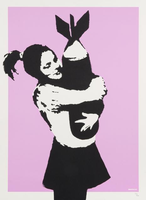 Banksy, 'Bomb Love', 2004, Julien's Auctions
