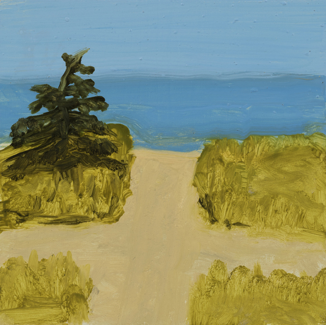 , 'Beach,' 2015, Sears-Peyton Gallery