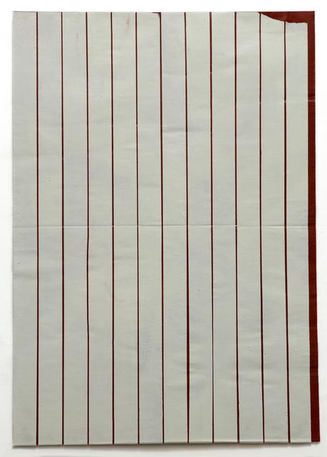 , 'Sin título VIII,' 2014, Galería Heinrich Ehrhardt
