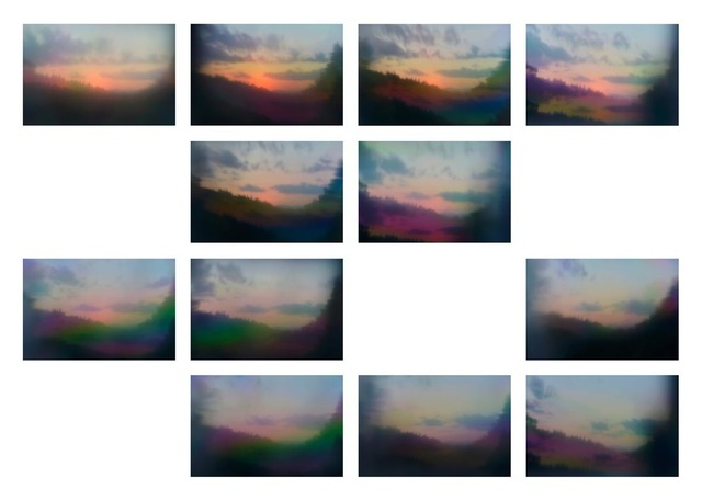 , 'Un día en la vida. Políptico (12 piezas). Pieza única,' 2018, Fernando Pradilla/El Museo