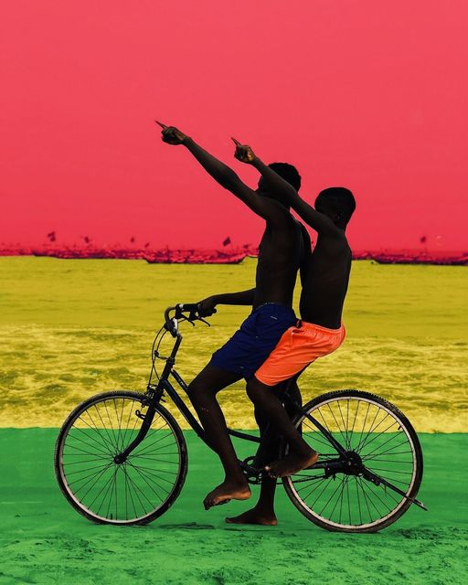 , 'The Love for Ghana ,' ca. 2019, 193 Gallery