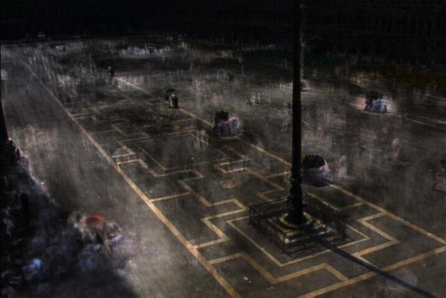 , 'Patina (San Marco 266 seconds),' 2011, Pari Nadimi Gallery