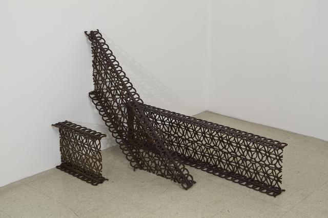 Cal Lane, 'I-Beams', 2002, Art Mûr