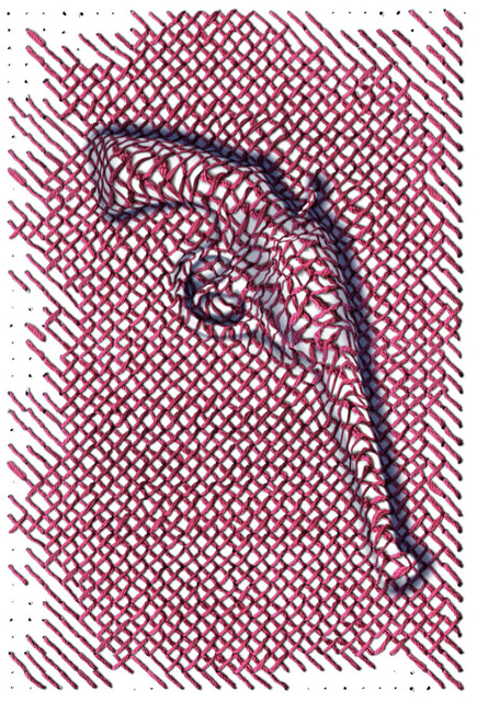 , 'Revolver, Serie Tramadas,' 2016, arthobler gallery