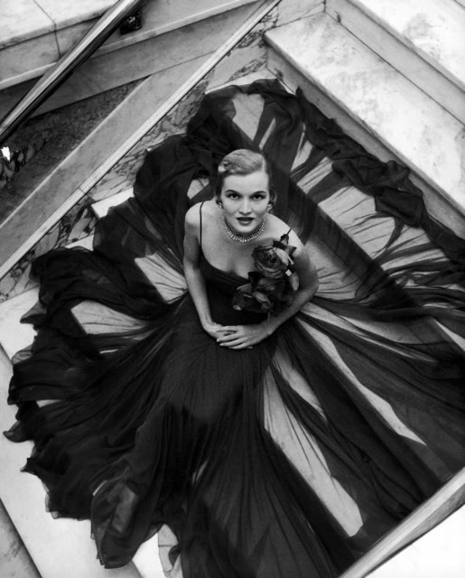 Nina Leen, 'Model Wearing Full Chiffon Skirt by Traina-Norell', 1949, Contessa Gallery