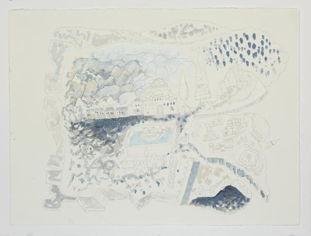 , 'The Secrets of Karbala - Drawings,' 2015, Sfeir-Semler