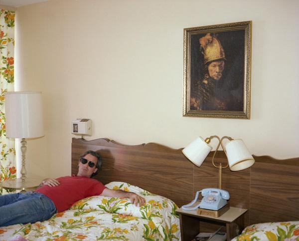 , 'Victor, Metropolitan Motel, Asbury Park, New Jersey,' 1980, Rick Wester Fine Art