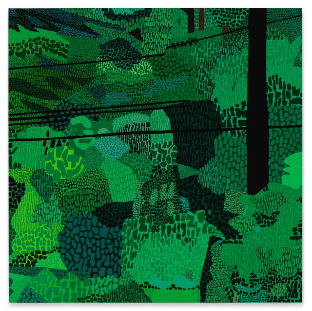 Jonas Wood, 'Green Pattern', 2014, Sotheby's: Contemporary Art Day Auction
