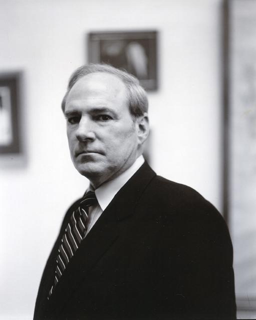 , 'Congressman Richard T. Schultze, Republican, Pennsylvania, 1987,' 1987, Deborah Bell Photographs