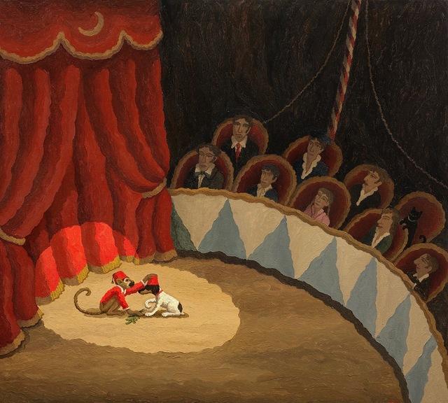 Ramiro Fernandez Saus, 'Two Friends', 2004, Long & Ryle