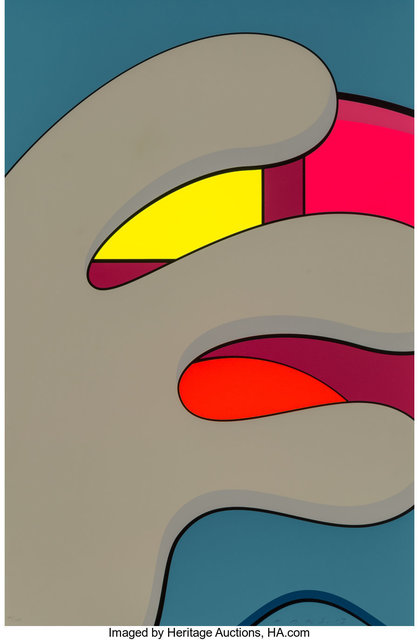 KAWS, 'Untitled, from Ups and Downs', 2013, Heritage Auctions