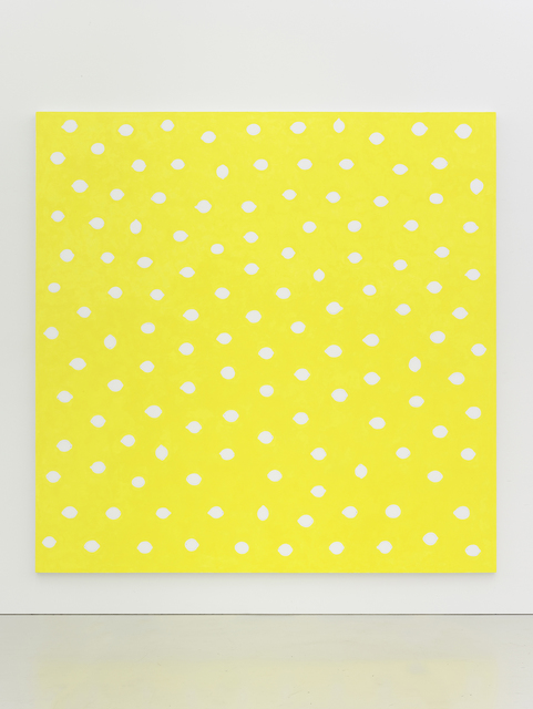 He Xiangyu, '131 Lemons ', 2016, Drawing, Collage or other Work on Paper, Pencil, acrylic on canvas, White Space Beijing