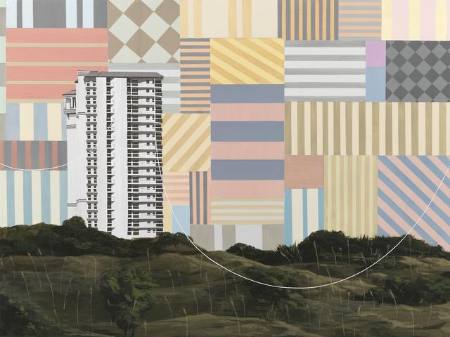 , 'Myrtle Beach,' 2015, CCA Andratx Kunsthalle