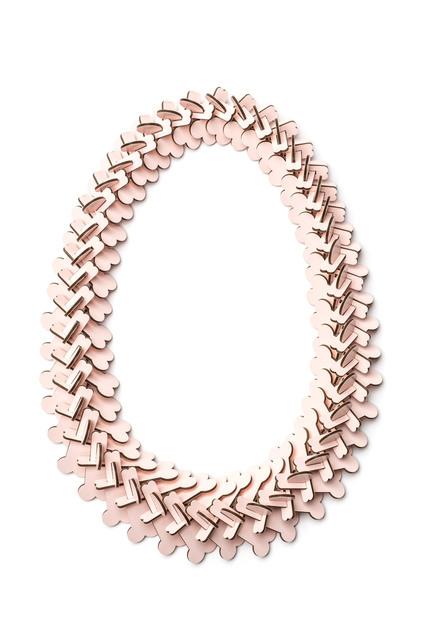 , 'Pink Dogbone,' 2016, Ornamentum
