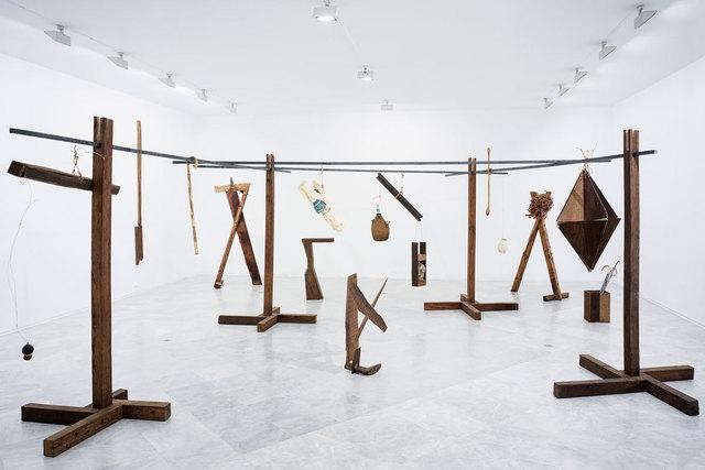, 'PIÑATAS,' 2018, F2 Galería