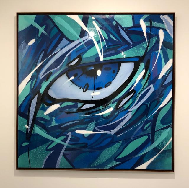 ABSTRK, 'Caribbean Whirlpool', 2019, Miami Art Society