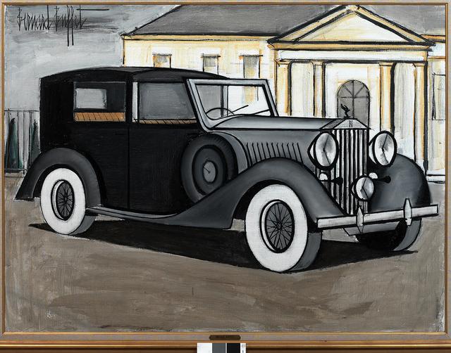 , 'Rolls Royce,' 1937, Opera Gallery