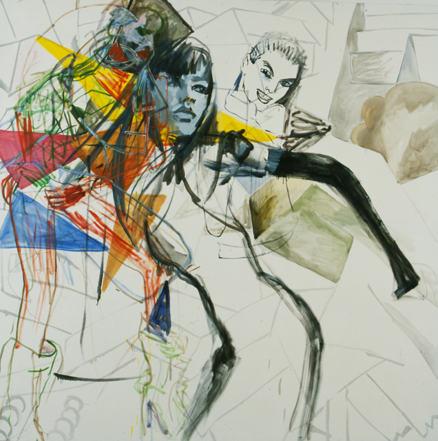 , 'Girl Broken,' 2001, Galerie Nagel Draxler