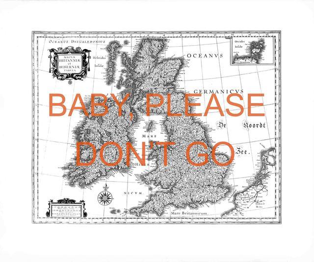 NACER, 'Baby, please don't go', 2019, Mark Hachem Gallery