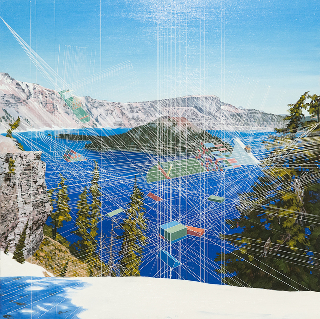 , 'Shipwreck, Crater Lake National Park,' 2018, Treason Gallery